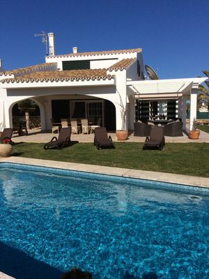 Photo for Beautifully presented Villa with Private Pool and Garden. Sea and Country Views
