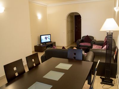 Photo for Luxury apartment with internet wifi 3G root area maarif casablanca