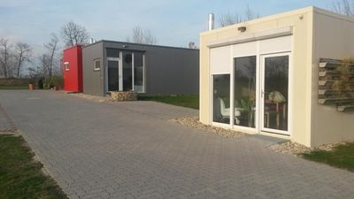 Photo for Micro house apartment with 1 bedroom and garden view