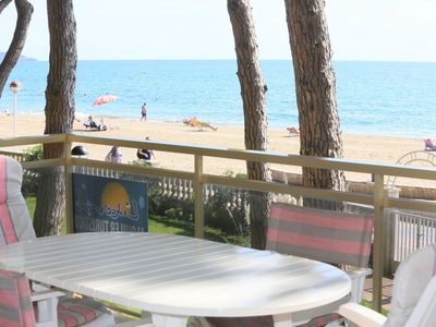 Photo for Apartamento junto al mar para 5 personas en Cambrils(110676)