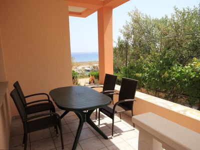Photo for One bedroom apartment near beach Ugljan