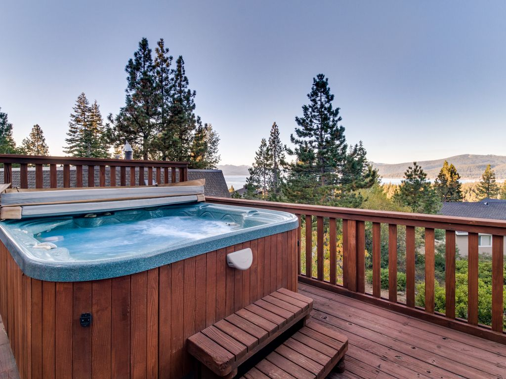 Amazing A-frame cabin with hot tub, 2 firep... - VRBO