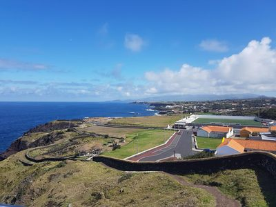 Photo for 🌊Seaside Azores Villa 🏡with natural pool, terrace & barbecue