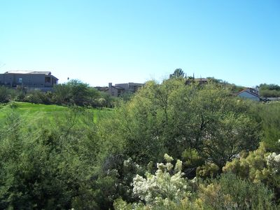 Photo for 2nd Floor 1 Bedrm/Den- Stunning Golf Course Views- All tile - Walk in Shower