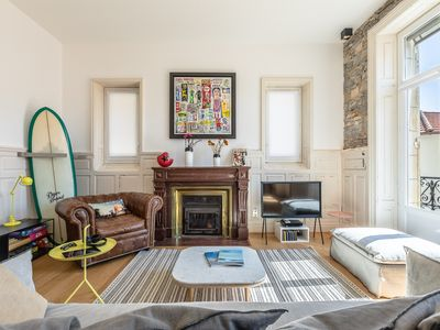 Photo for PROMO-Altaya- 2 bedrooms- 110 m² in the heart of Biarritz + private parking