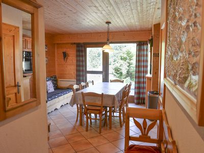 Photo for Valloire, 4 rooms, WIFI and close to the slopes