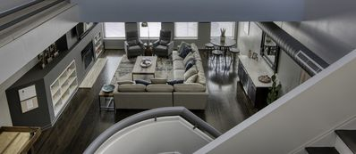 Luxurious Duplex Penthouse in the Heart of Chicago ~ Outstanding Location!