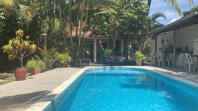 Photo for SEASON HOUSE WITH POOL IN ARRAIAL D'AJUDA