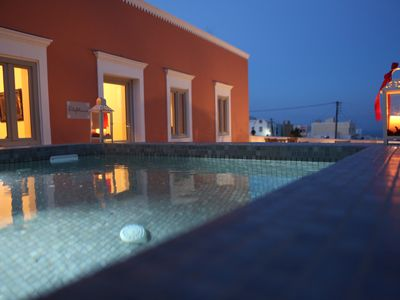 Photo for Mansion Sea View, Outdoor Heated Plunge Pools