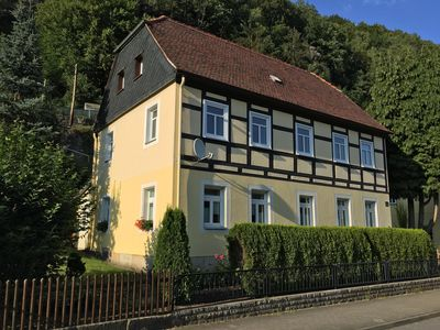 """Photo for comfortable apartment on the Elbe / Apartment """"Falkenstein"""""""