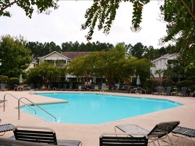 Photo for Golf view 2BR/2BA Golf Villa in Barefoot Resort,  North Myrtle Beach