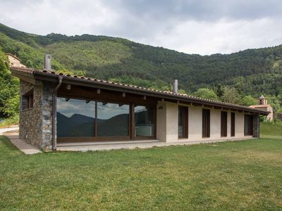 Photo for Cal Sadurní, design house in the Pyrenees ideal for families or groups