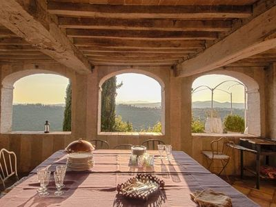 Photo for CHARMING VILLA near Montalcino with Pool & Wifi. **Up to $-2154 USD off - limited time** We respond 24/7