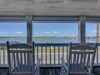 Photo for Harbor View–Enjoy the best sunsets on the island from this upper level duplex