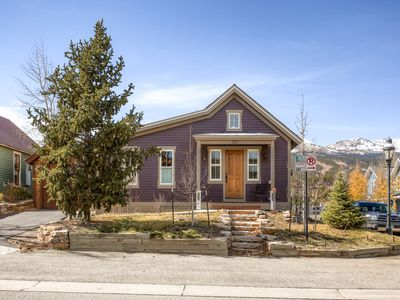 Photo for Plum Cottage Home Downtown Breckenridge