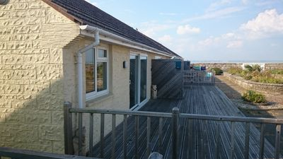 Photo for Beachside Holiday Bungalow - situated on a small site adjacent to the beach
