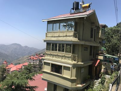 Photo for 3BR Guest House/pension Vacation Rental in shimla, HP
