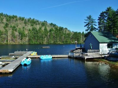 Photo for 2BR Resort Vacation Rental in Sapphire, North Carolina