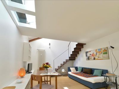 Photo for Modern duplex with terrace