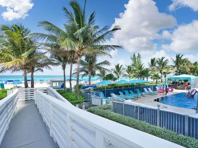 Photo for Gorgeous 1BR Resort in Sunny Isles on the Beach!