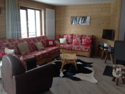 Photo for Large 4 * apartment very bright near the slopes
