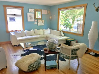 Photo for Bright, beautiful home 5 minutes from downtown & Capitol Hill