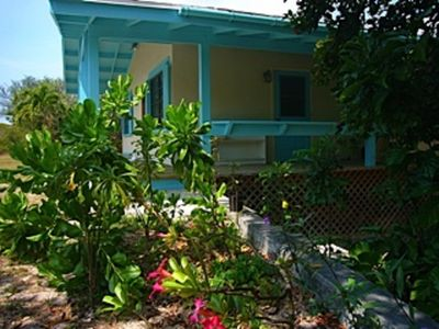 ~NoHurricane~ SandDollar Cottage... Ideally Located in the Center of Eleuthera
