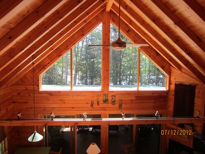 Photo for **Cant Miss** Lakefront Luxury Cabin - Close to everything!