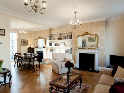 Photo for UP TO 20% OFF - An opulent 2 bed apartment located in boutique Chelsea (Veeve)