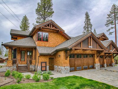 Photo for Luxury Mountain Retreat located at Mountainside at Northstar - Ski-in, Ski-out