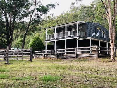 Photo for Luxury self-contained homestead and a farm full of beauty and adventure