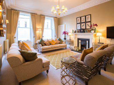 Photo for Magnificent home - 4 minute walk to Old Course, perfect for families or groups