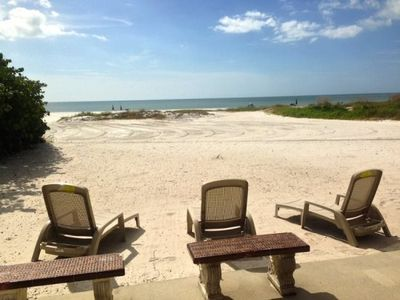 Photo for Gulf Breeze on Beach   Gorgeous Views   Weekly Rentals