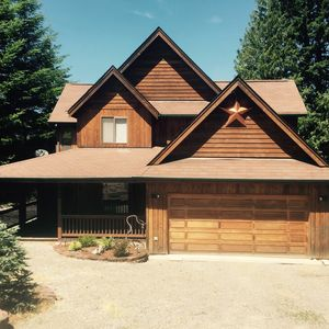 Photo for New Listing! High Quality Home & Best View of Mt Rainier in Packwood