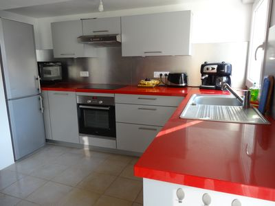 Photo for House in a quiet area of ​​600 m², with three bedrooms.