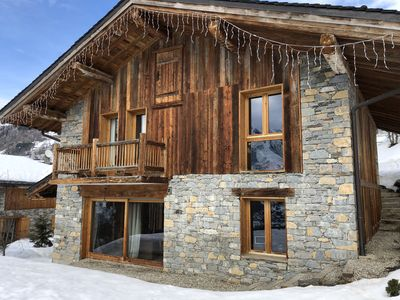 Photo for Superb Chalet Foot of the slopes & Spa 3 Valleys