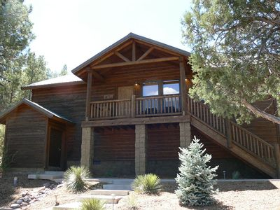 Photo for Show Low Bison Ridge Cabin FREE WiFi