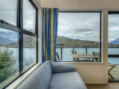 Photo for Great views across Frankton Arm to the Remarkables