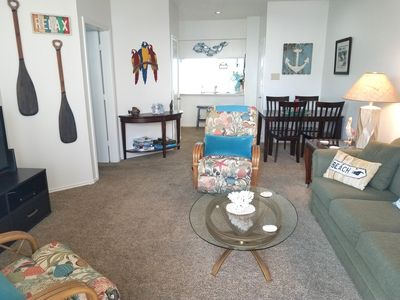 Photo for Awesome Beach Retreat Steps From the Beach, 2 Bed 2 Bath Sleeps 8