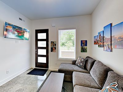 Photo for New Listing! Brand-New Condo at Endeavor -- 8 Minutes to Downtown or Broadway