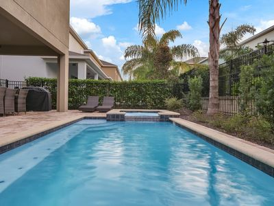 Photo for 6 Bedrooms / 6.5 Bathrooms Encore at Reunion (410LD)