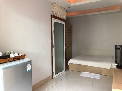 Photo for 1 standard room B1 only 50 meters from Kata beach