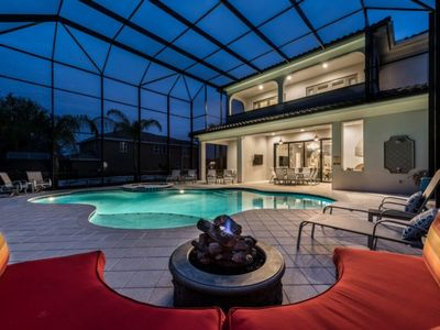 Photo for The Ultimate Guide to Renting Your Luxury 7 Bedroom Villa on Reunion Resort and Spa, Orlando Signature villa 1584
