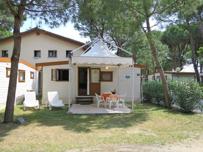 Photo for Vacation home Camping Village Cavallino (CLL100) in Cavallino - 4 persons, 2 bedrooms