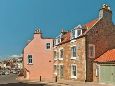 Photo for holiday home, Pittenweem  in Fife - 6 persons, 3 bedrooms