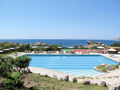 Photo for Apartment Res. Baia Santa Reparata  in Santa Teresa di Gallura, Sardinia - 4 persons, 2 bedrooms