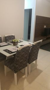 Photo for Apartment 2 Bedrooms for season (Ocian) - Obs. Residential with pool.