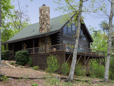 Photo for BOOK NOW! MOUNTAIN MOMENTS - Carolina Properties ROMANTIC, WI-FI, PETS, VIEWS