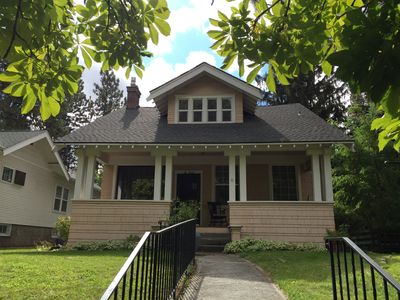 South Hill Home. Quiet Residential Neighborhood Minutes From Downtown.