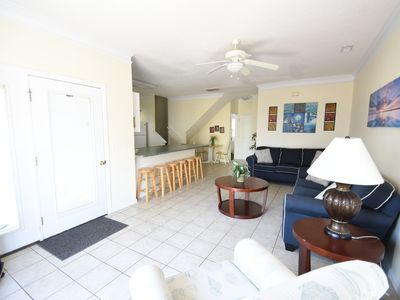 Photo for Lovely Ocean View House 914, 6br/3ba, steps from the ocean